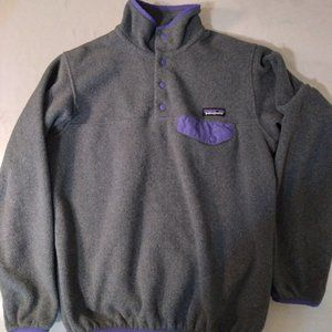 NWOT Patagonia Synchilla Snap T Fleece Jacket